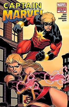 Captain Marvel (2008) #2 (of 5)