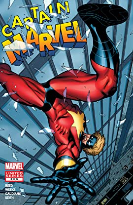 Captain Marvel (2008) #3 (of 5)