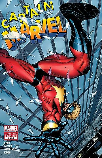 Captain Marvel (2008) #3 (of 5)