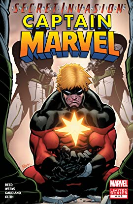 Captain Marvel (2008) #4 (of 5)