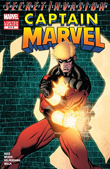 Captain Marvel (2008) #5 (of 5)