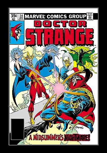 Doctor Strange (1974-1987) #34