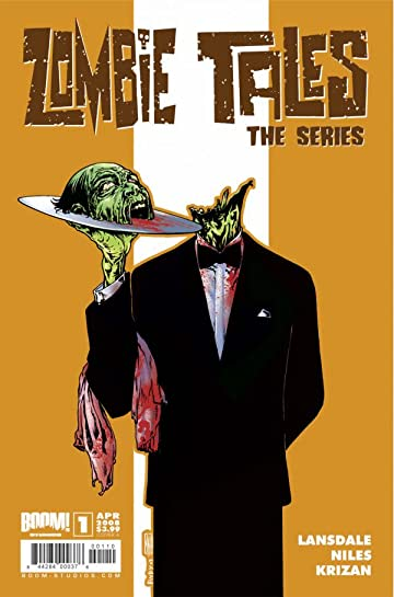 Zombie Tales: The Series #1 (of 12)