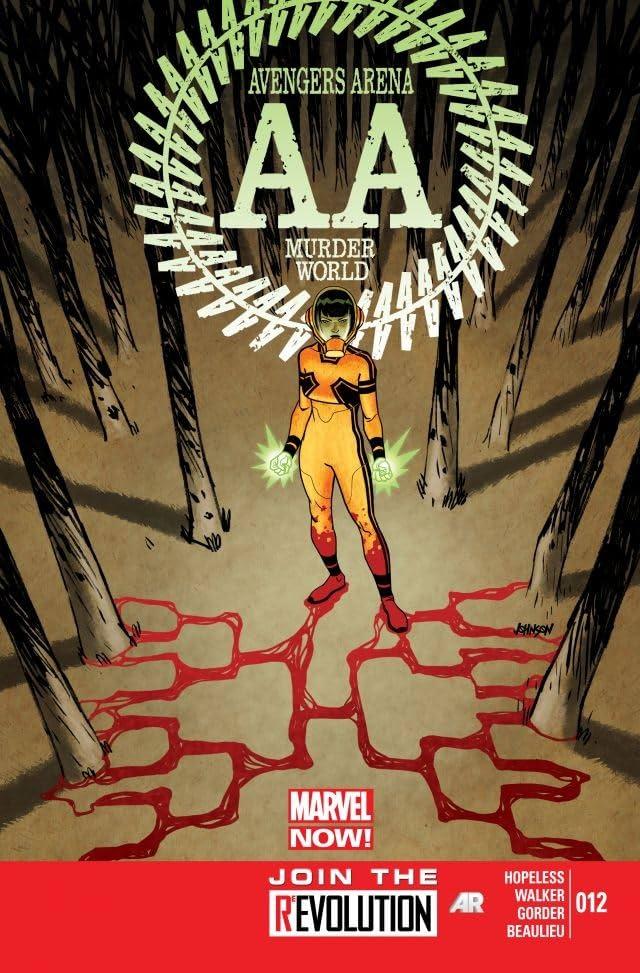 Avengers Arena #12