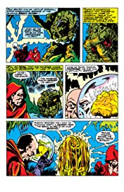 Giant-Size Man-Thing (1974-1975) #1