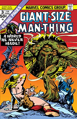 Giant-Size Man-Thing (1974-1975) #3