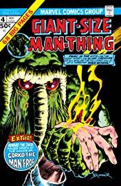 Giant-Size Man-Thing (1974-1975) #4