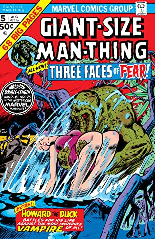 Giant-Size Man-Thing (1974-1975) #5