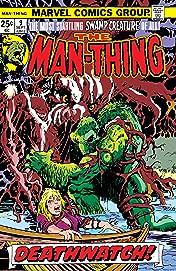 Man-Thing (1974-1975) #9