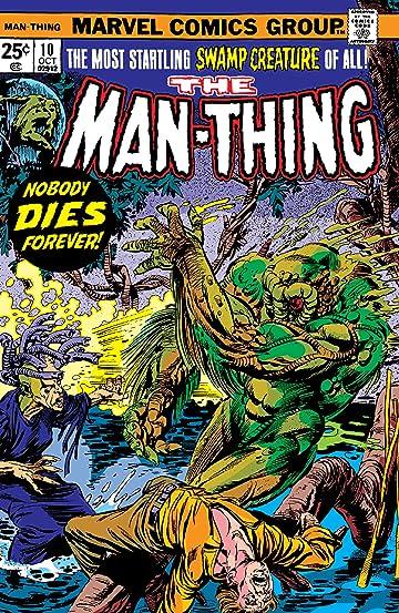 Man-Thing (1974-1975) #10