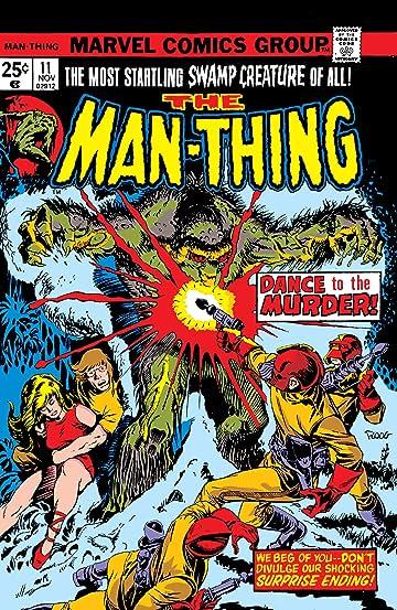 Man-Thing (1974-1975) #11