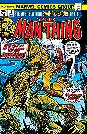 Man-Thing (1974-1975) #13