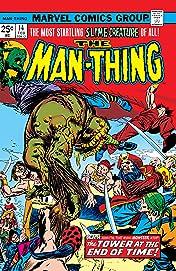Man-Thing (1974-1975) #14