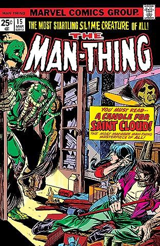 Man-Thing (1974-1975) #15