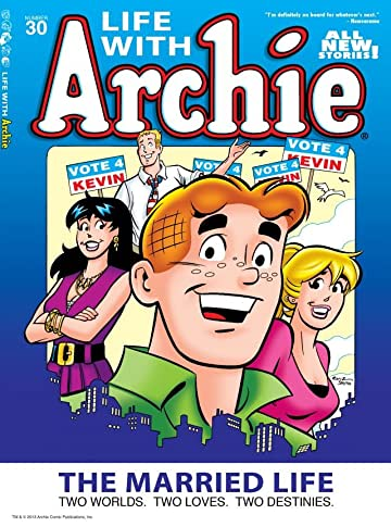 Life With Archie #30