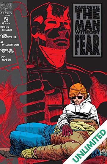 Daredevil: The Man Without Fear (1993-1994) #1 (of 5)