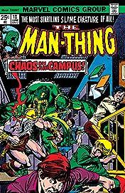 Man-Thing (1974-1975) #18