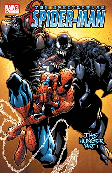 Spectacular Spider-Man (2003-2005) #1