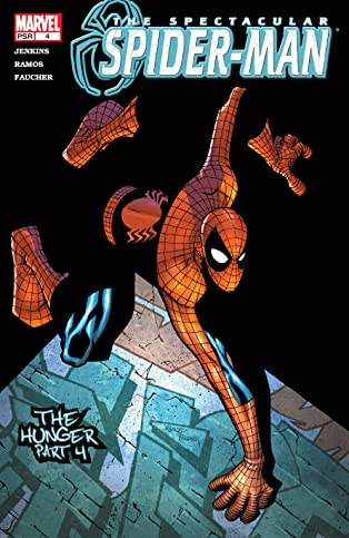 Spectacular Spider-Man (2003-2005) #4