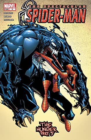 Spectacular Spider-Man (2003-2005) #5