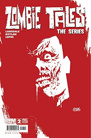 Zombie Tales: The Series #2 (of 12)