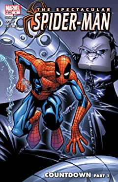 Spectacular Spider-Man (2003-2005) #6