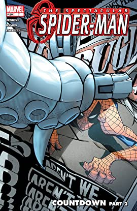 Spectacular Spider-Man (2003-2005) #7