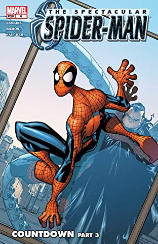 Spectacular Spider-Man (2003-2005) #8