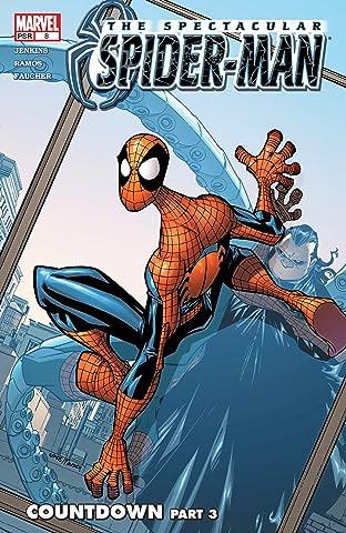 Spectacular Spider-Man (2003-2005) #8