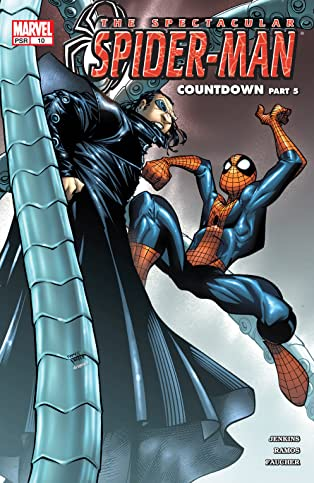 Spectacular Spider-Man (2003-2005) #10
