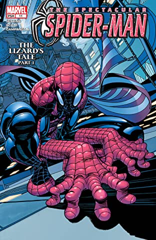 Spectacular Spider-Man (2003-2005) #11