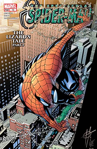 Spectacular Spider-Man (2003-2005) #13