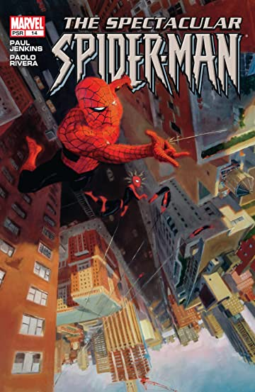Spectacular Spider-Man (2003-2005) #14