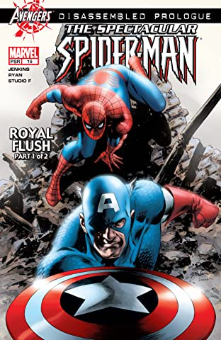 Spectacular Spider-Man (2003-2005) #15