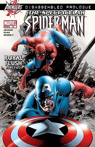 Spectacular Spider-Man (2003-2005) #15