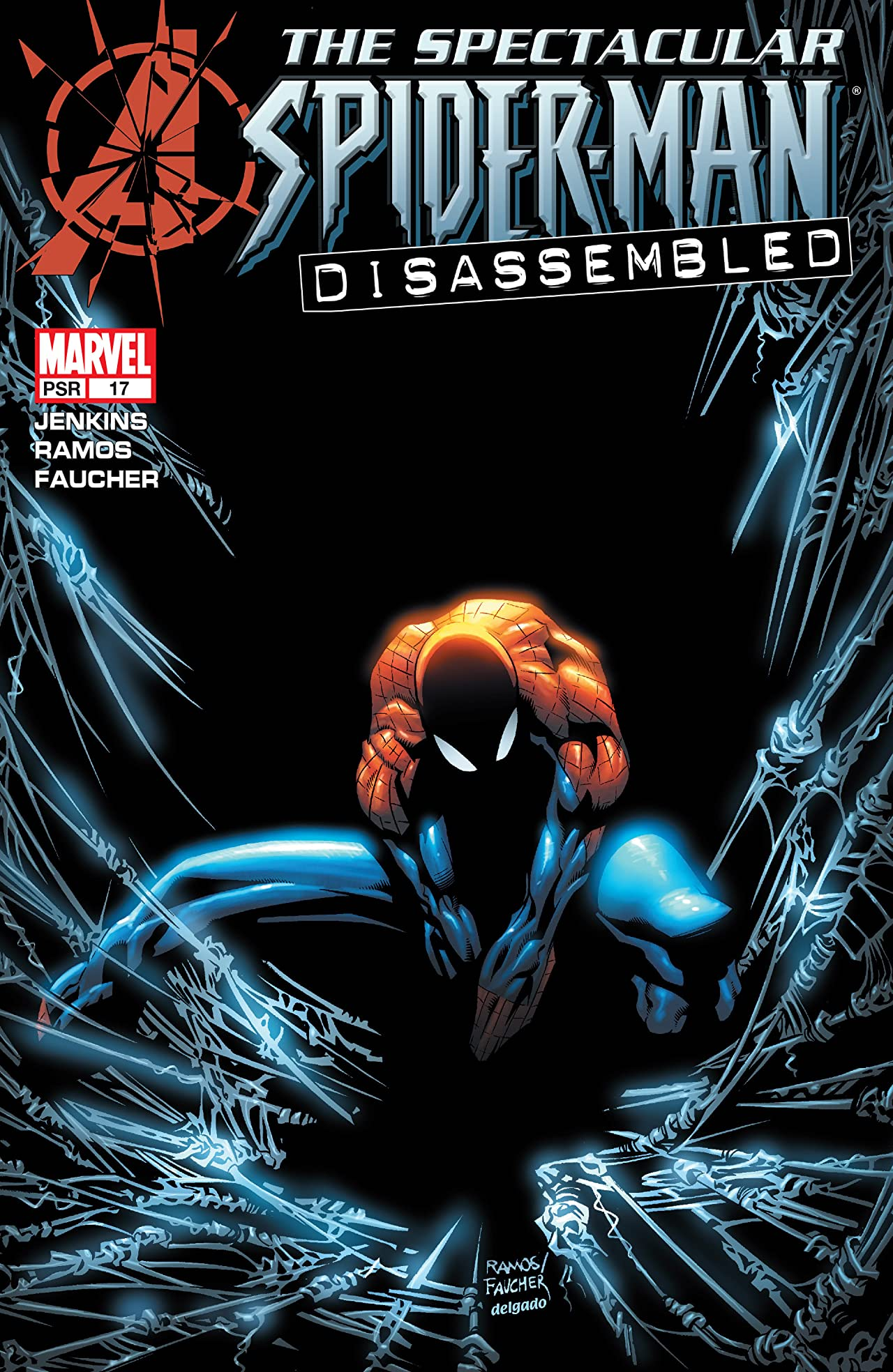Spectacular Spider-Man (2003-2005) #17
