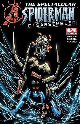 Spectacular Spider-Man (2003-2005) #19