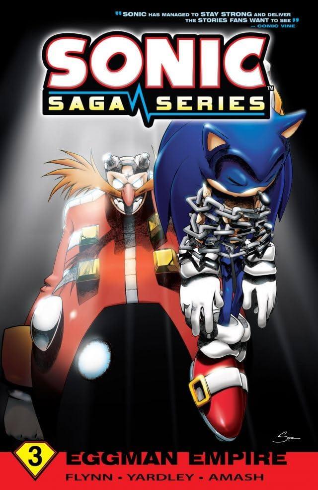 Sonic Saga Series Vol. 3: Eggman Empire