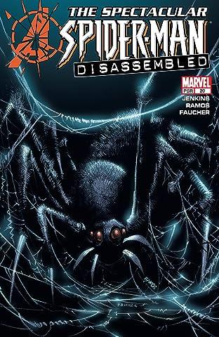 Spectacular Spider-Man (2003-2005) #20