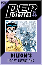 PEP Digital #46: Dilton's Doofy Inventions