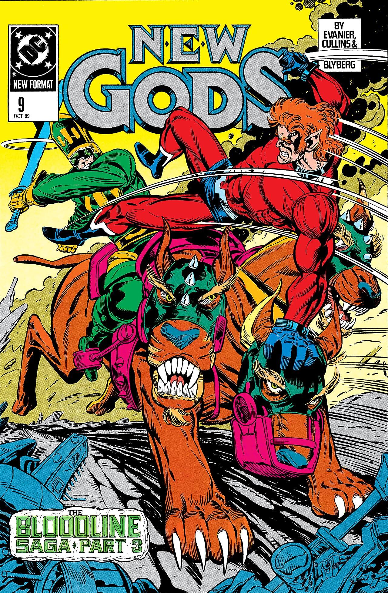 New Gods (1989-1991) #9