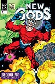 New Gods (1989-1991) #10