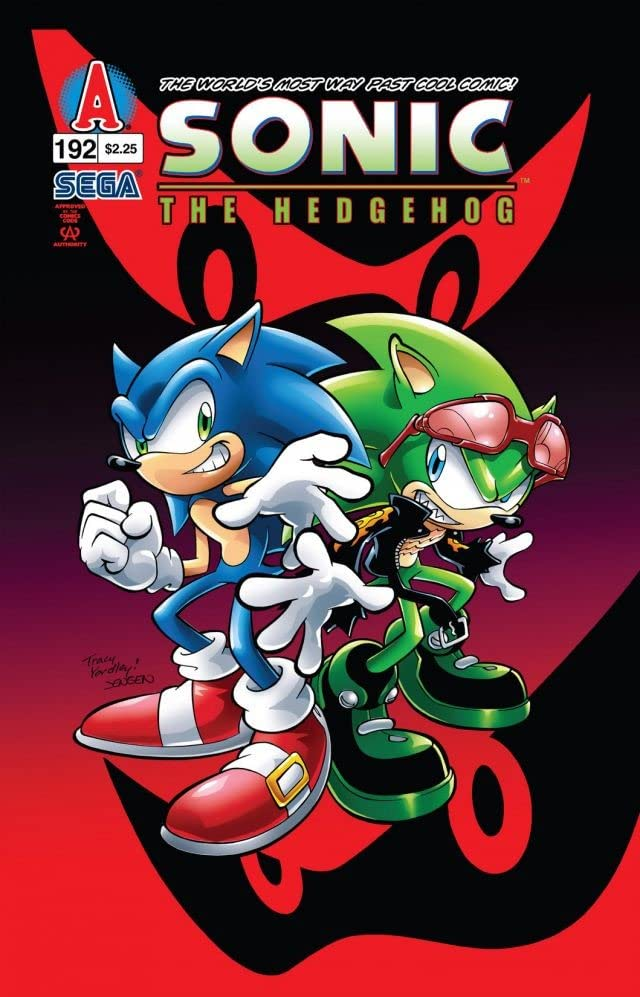 Sonic the Hedgehog #192