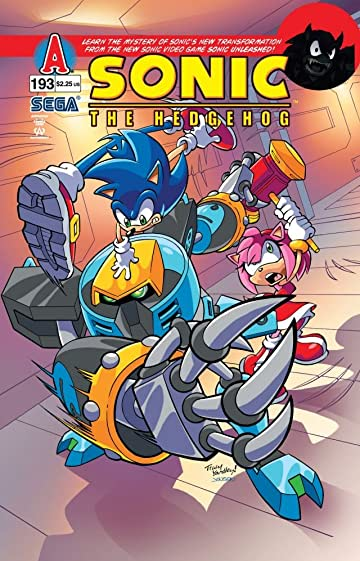 Sonic the Hedgehog #193