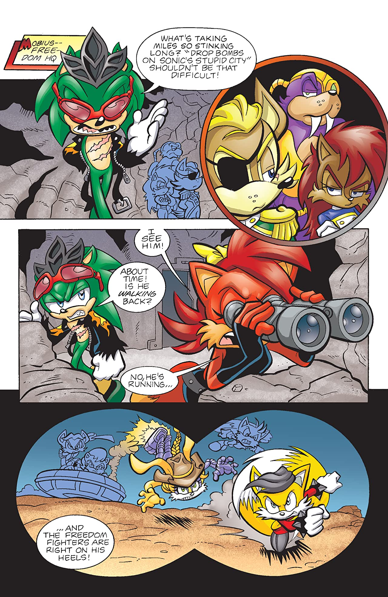 Sonic the Hedgehog #194