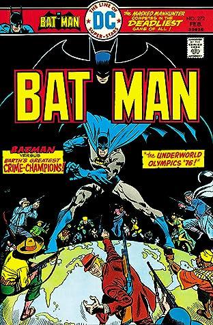 Batman (1940-2011) #272