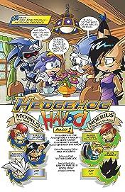 Sonic the Hedgehog #195