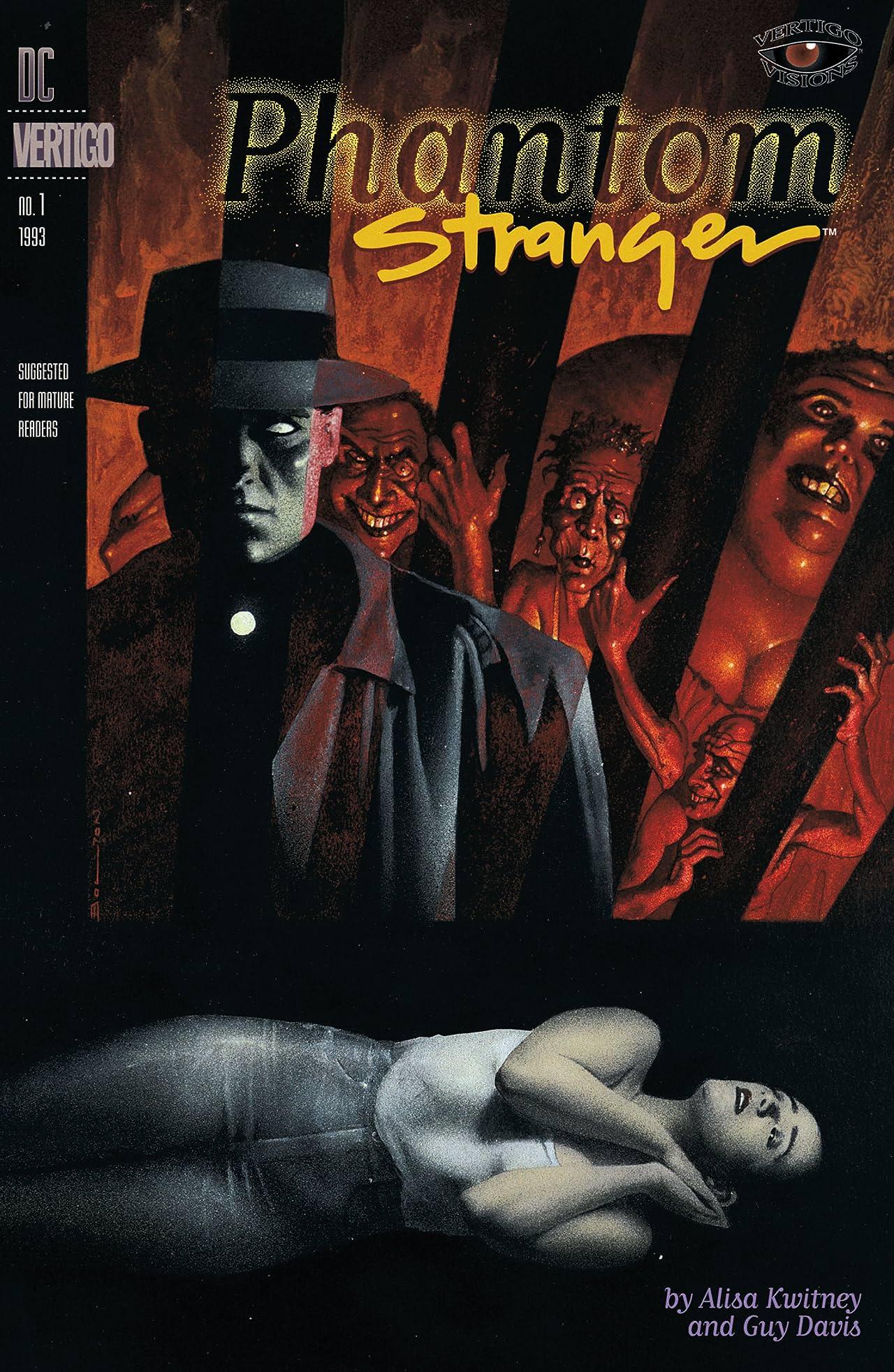 Vertigo Visions - The Phantom Stranger (1993) #1