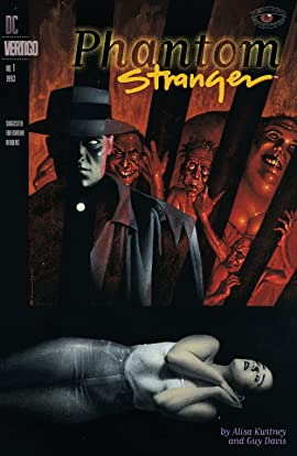 Vertigo Visions - The Phantom Stranger (1993) #1