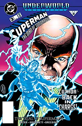 Superman: The Man of Tomorrow (1995-1999) #3